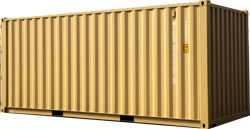 20 foot steel shipping container in Chicago, IL