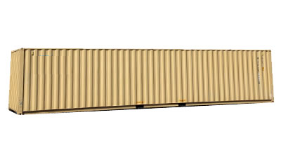 large 53 ft shipping container for sale in Chicago, IL