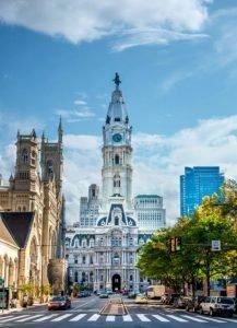 Philadelphia PA Building