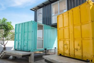 shipping container homes pros and cons